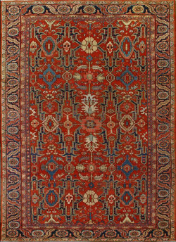 Antique Heriz Rug 251007 First Rugs Rugs Antique Rugs