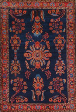 Sarouk MohajeranRug-240633 • Available Sizes: 3.4 x 4.11