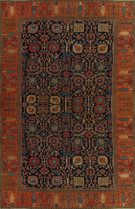Sultanabad Rug-251214 • Available Sizes: 12 x 20