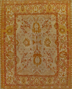 Oushak-Rug-220604 • Available Sizes: 10.5 x 13.4