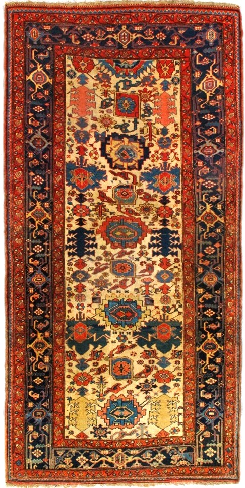 Antique Bijar Rug 100603 First Rugs Rugs Antique Rugs