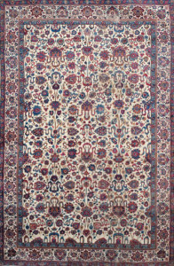 Kerman Rug-101004 • Available Sizes: 10.8 x 16.8