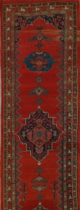 Bijar Rug-111114 • Available Sizes: 3.4 x 16.3