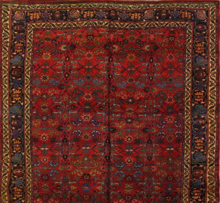 Bijar Rug-240506 • Available Sizes: 11.11 x 19.1