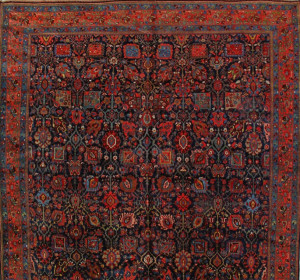 Bijar Rug-280802 • Available Sizes: 11.2 x 18.4