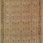 Tabriz Rug-220402 • Available Sizes: 10.9 x 14.9