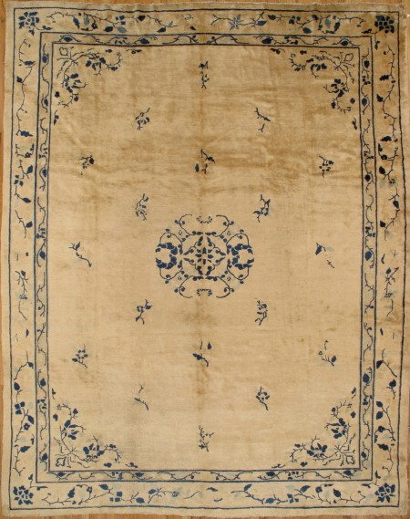Antique Chinese Rug 200102