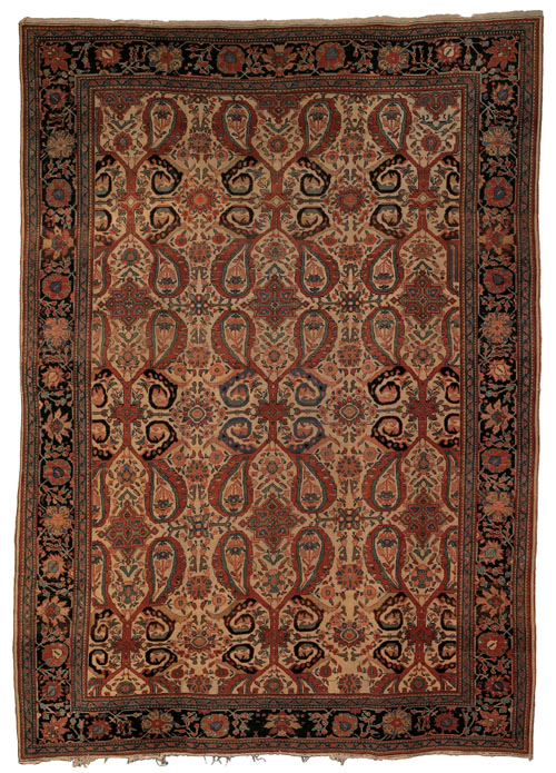 Faharan Sarouk Rug 291008 First Rugs Rugs Antique Rugs